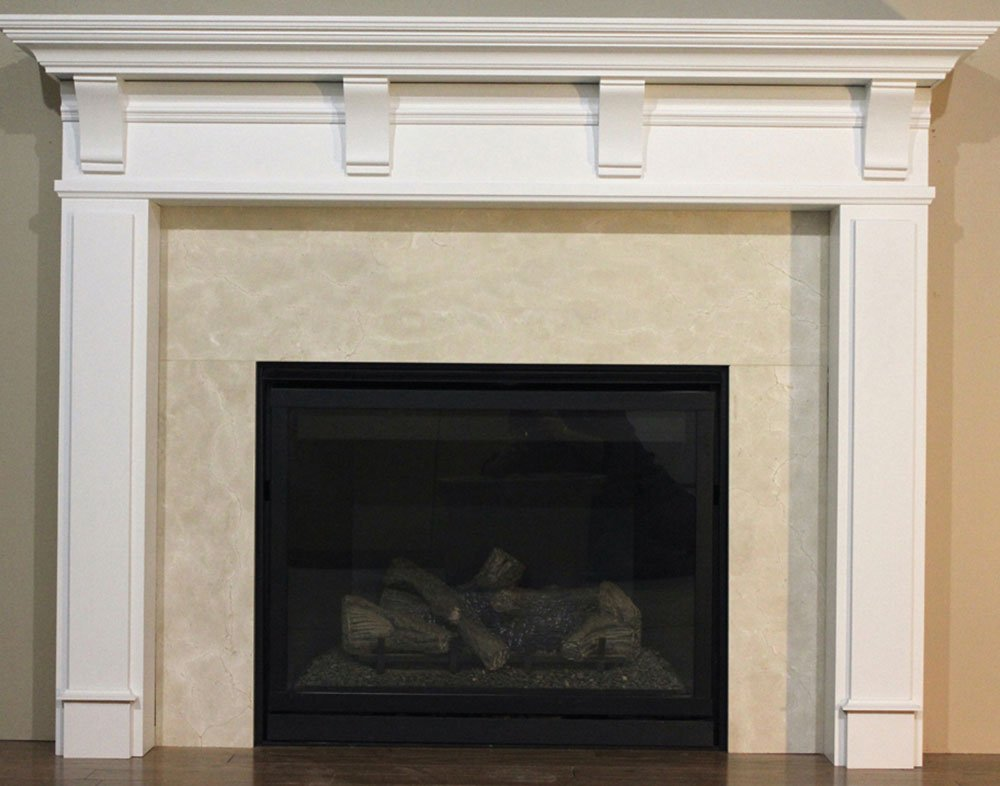 Erindale Fireplace Mantel ER 23