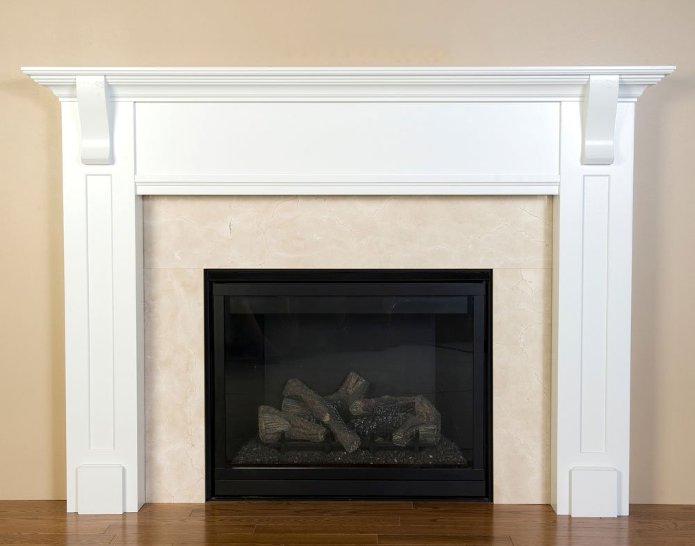 Erindale Fireplace Mantel ER E